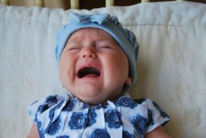 Si el bebé llora…es lo que…