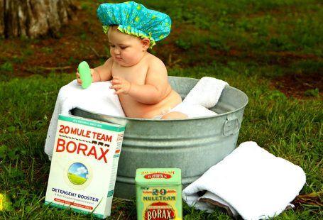 El baño del recién nacido