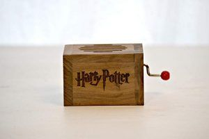 Caja de Música Harry Potter