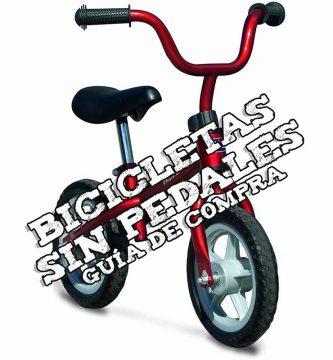 Mejores Bicicletas sin pedales