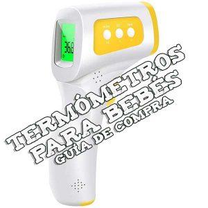 Termómetro digital para bebés: Guía de…