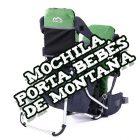 Mochilas portabebés montaña: las mejores, comparativa y opiniones