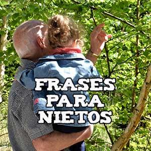 Frases para nietos