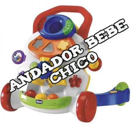 Los mejores andadores bebé Chicco: comparativa y opiniones
