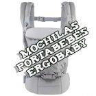 Mochila portabebés Ergobaby: las mejores, comparativa y opiniones