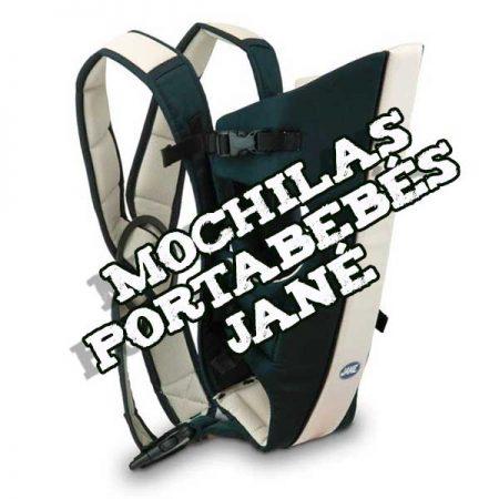 Mochilas portabebés Jané: las mejores, comparativa y opiniones