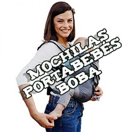 Mochilas portabebés Boba: las mejores, comparativa y opiniones
