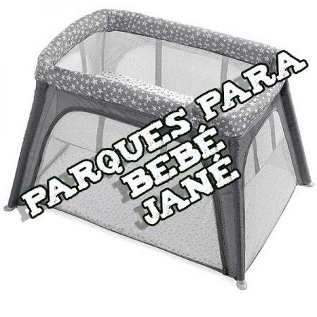 Los mejores parques bebé Jané: comparativa, precios y opiniones
